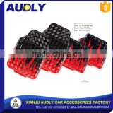 Cheap pvc floor covering fire disposable car floor mats