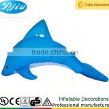DJ-518 blue Whale inflatable party Dolphin outdoor decor