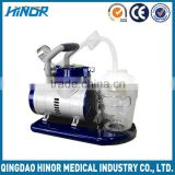 Hinor Portable suction pump dental suction unit