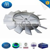Aluminium impeller axial fan