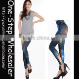 2013 Girls fashion leggings leggings spandex shiny,black milk leggings