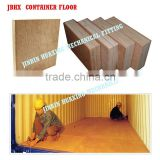 28mm Thickness Plywood Container Flooring Keruing Apitong Furniture Grade Container Parts