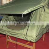 Roof top tents on the trailer / 4WD roof tent