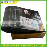 Support carton electronic packaging box