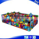 Promotional Ocean Theme Funny Soft Foam Indoor Playground Set