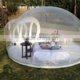 giant inflatable bubble clear tent for party /camping                                                                         Quality Choice