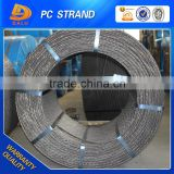 INquiry about prestressing steel strand price