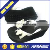 wholesale low price platform high heel flip flop slipper