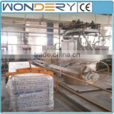 ladle baker for gas fired aluminum scrap melting furnace