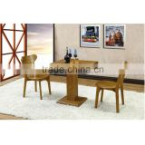 factory new design solid wooden dining kitchen cafe shop used table chairs