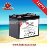 Cheap solar battery12v 75 ah deep cycle battery base inverter battery