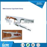 electrical ground clamp/ earth cable clamp