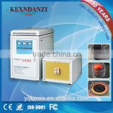 Best seller KEXIN KX-5188A 100kw portable supersonic frequency induction heating quenching machine
