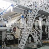 40t/d Best price and Energy-saving 2850/900 Crescent Toilet Paper Machine (Whole production line)