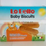 LO BELLO Baby Biscuits Natural