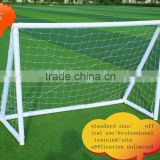 portable air inflatable soccer goal field fence for tennis net and basketball net and badminton net use