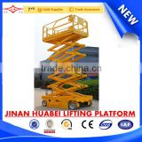 Agent wanted China electric aerial work lift platform with Ce/ISO certificates for window cleaning