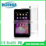 7inch 3g tablet pc quad core MT8382 processor IPS display 1024x600 pixels, 1GB 8GB, with dual camera, dual 3g phone calling