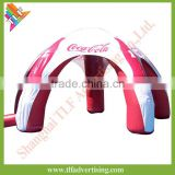 High quaility inflatable tent with canopy, inflatable event tent, inflatable dome for sale