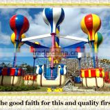 MORE THAN 10 YEARS EXPERIENCE IN branded good amusement park ride samba balloons rides