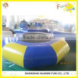2015 hot selling inflatable water catapult blob/water blob/water trampoline