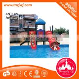 water park equipment,water slide,backyard water slide,swimming pool equipment/water play for sale