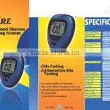 iCARE 400 Blood Glucose Monitoring System Blood Glucose Meters and Test Strips
