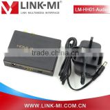LM-HH01-AUDIO Digital to Analog Audio Converter HDMI to HDMI + SPDIF and L/R Audio Converter