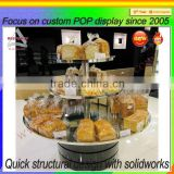 Cake Display Stand/Rotating Cake Display