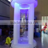 LED Lighting Inflatable Money Machine for Advertising Decoration