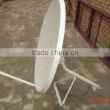 ku90 satellite antenna && ku90cm satellite dish antenna