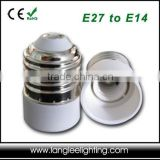 LED Lamp Adapter from E27 to E14, LED Lamp Transformer