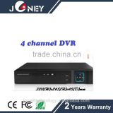 5 in 1 hybrid dvr with HDMI AHD CVI TVI CVBS IP input ,4ch playback/4Audio