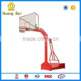 High quality outdoor sports equipment Portable basketball Stand For School