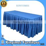 Banquet Table Skirting/Table Skirting With Pleat