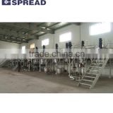 Full Water based coatings production equipment