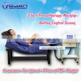 Handheld ultrasonic beauty device pressotherapy portable oxygen apparatus portable e-polar beauty parlour machines