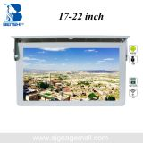 roof mounted bus lcd dvd media player/advertising player