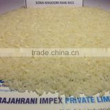 FIRST QUALITY SONA MASOORI RICE IN EXPORTERS TO WORLD
