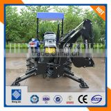 High Quality 3 Point Hitch Towable Backhoe For 15hp-130hp Tractor