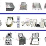 supply OEM aluminium mould by rotomoulding
