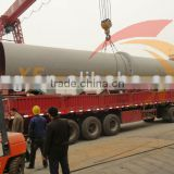 Metallurgy rotary kiln widely used for magnetic roasting if iron ore in the steel factory