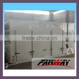 Commercial food grade stainless steel ginger drying machine