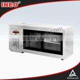 Two door commercial refrigerator/wall mounted commercial refrigerator/marine refrigerator
