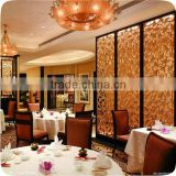 Customed Stainless Steel Decorative Movable Sound Proof Partition Wall