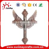 handmade resin decorative wall cross
