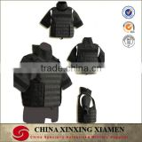 anti AK47 bullet ceramic bulletproof plate protection inexpensive reflective ballistic vest