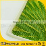 high quality plastic woven inflight tray mat