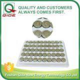 AG13 button cell battery