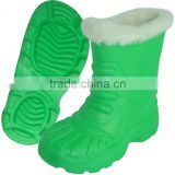 OEM New Injection rubber boots steel toe cap for outdoor and promotion,light and comforatable